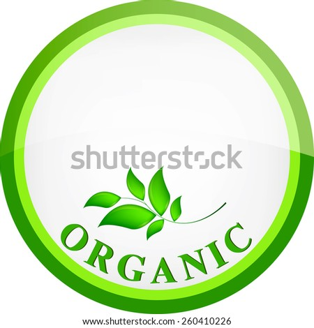 Eco icon - Stock Illustration - stock vector