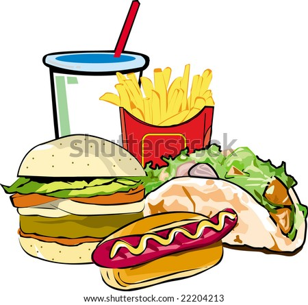 'fast food' 'food and drink'