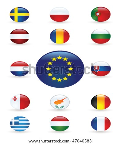 flags of European union 1
