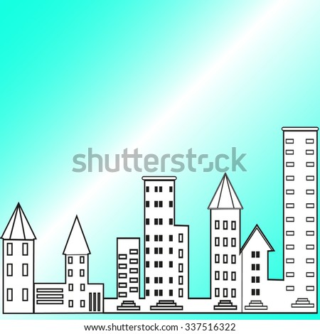 Stock images royalty free images vectors shutterstock for Flat architecture design