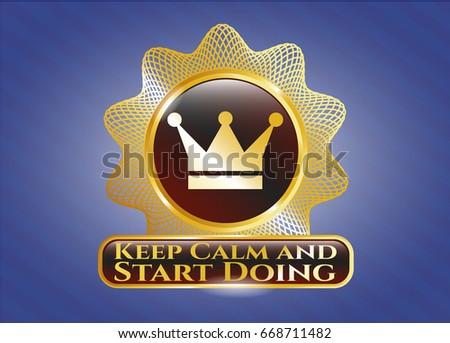 Vip Crown Stock Vector 589416842 Shutterstock