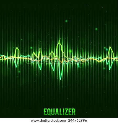 green equalizer