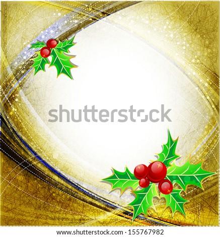 """Merry Christmas"", vector Illustration. - stock vector"
