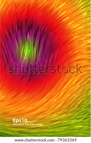 Multicolored background. Eps10. - stock vector