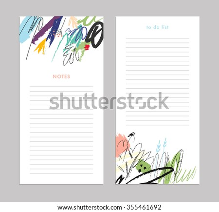 Notes and To Do List. Vector templates. Isolated