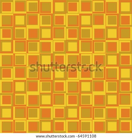 70's background - stock vector
