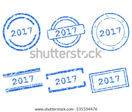 2017 stamps