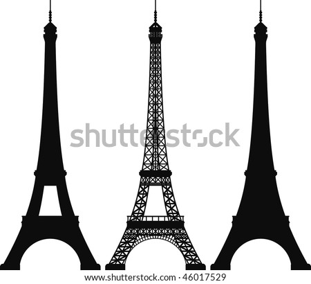 tower - stock vector