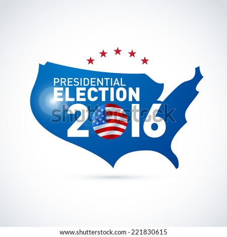 Presidential Democracy Symbol