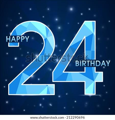 Поздравления днем рождения 24 года парню