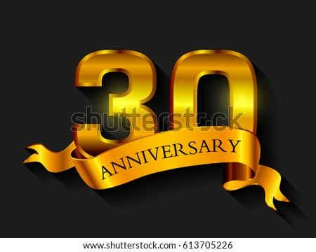 45 years anniversary celebration design45th anniversary stock vector