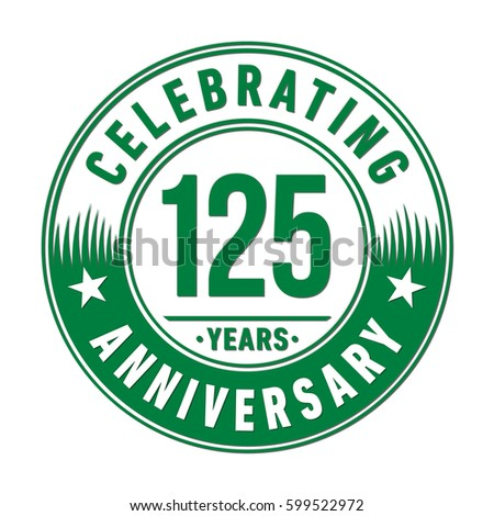125th Anniversary Stock Images, Royalty-Free Images ...