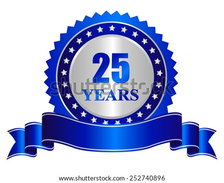 Silver Jubilee Stock Images Royalty Free Images Vectors