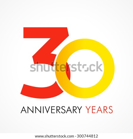 30 years old celebrating classic logo stock vector hd royalty free 30 years old celebrating classic logo anniversary year of 30 th vector template birthday m4hsunfo