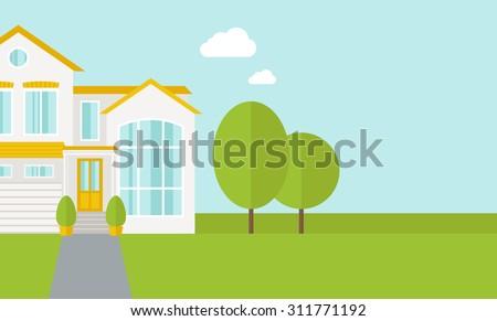 Home Window Tinting Clip Art