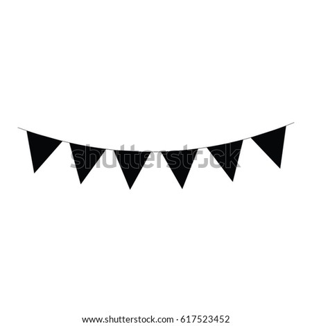 Bunting Flags Stock Images Royalty Free Images Amp Vectors