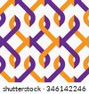 A elegant vector simple pattern - stock vector