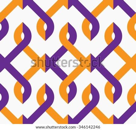 A elegant vector simple pattern - stock vector