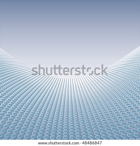 A modern style background - stock vector