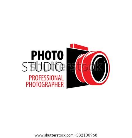 photographer camera logo stock vector 532100968 shutterstock