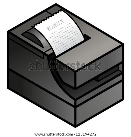 Receipt Printer Stock Images Royalty Free Images