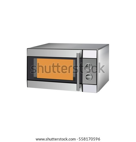 Microwave Symbol Stock Images Royalty Free Images