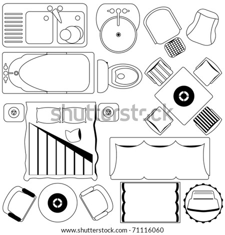 Chair Floor Plan Symbol Plans Free Pdf Download