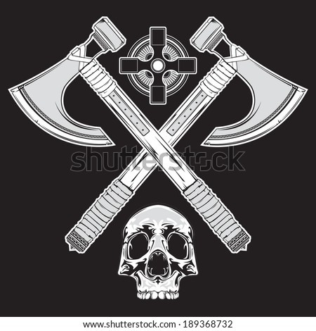 battle axe stock images royalty free images vectors shutterstock. Black Bedroom Furniture Sets. Home Design Ideas
