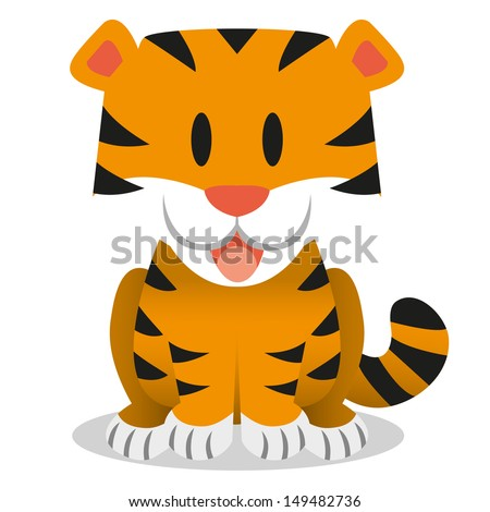 Baby Tiger Stock Images, Royalty-Free Images & Vectors | Shutterstock