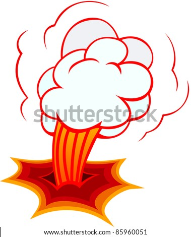 A vector illustration of a Comic's BOOM! - stock vector