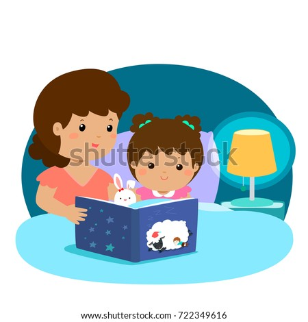 Bedtime stock images royalty free images vectors for Bed stories online