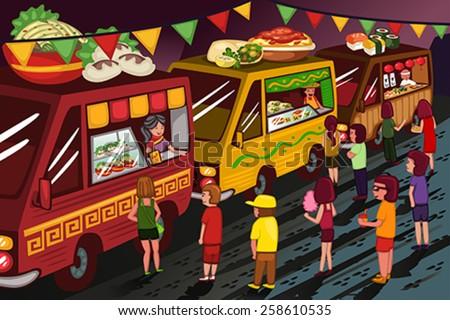 Food Truck Licensing Uk