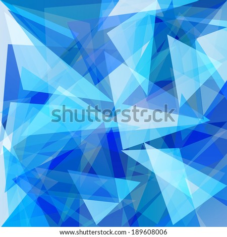 Aabstract polygonal background vector. EPS 10 Background vector. - stock vector