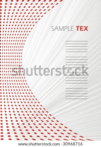 abstact background - stock vector