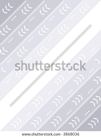 Abstract Arrow Background 6 - stock vector