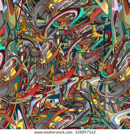 Abstract artistic background for design.Vector eps10 - stock vector
