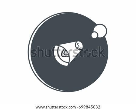 Abstract Astronaut Spaceship Vector Logo Modern Stock Vector (2018 ...