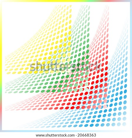 Abstract background. Color set. Simply change. - stock vector
