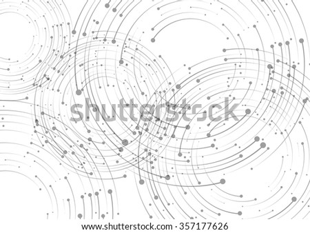 Abstract Background. Concept. Layout. Vector  - stock vector