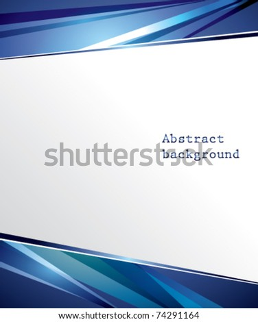 Abstract Background cover Vector - stock vector