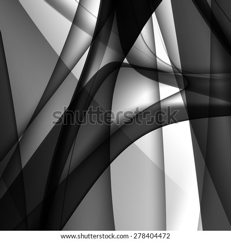 Abstract background, easy editable - stock vector