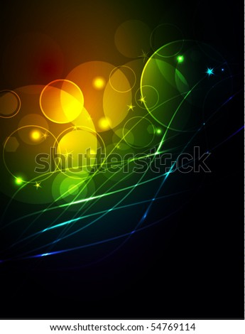 abstract background, eps10 format - stock vector