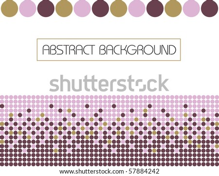 Abstract Background. eps10 format.