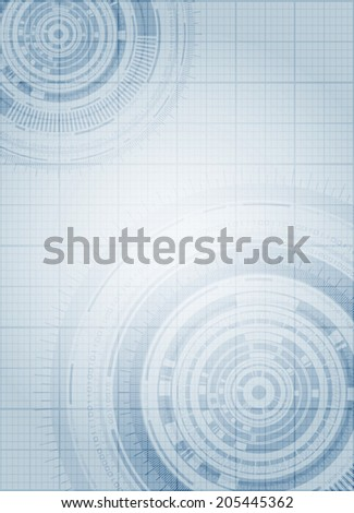 abstract background. Eps10 format layered vector drawing contains transparency effects.