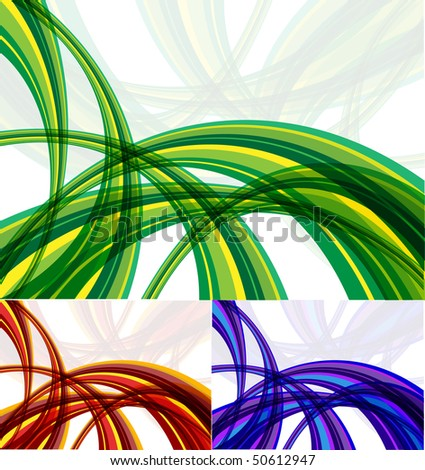 Abstract background for design and advertising. Vector.
