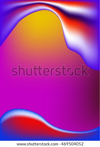 Abstract background for text