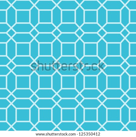 Abstract background. Geometric classic pattern. Vector illustration - stock vector