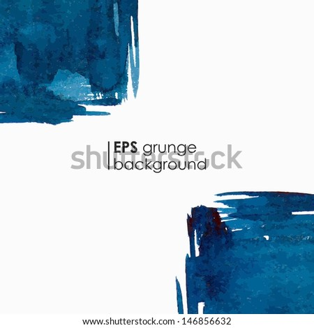 Abstract background. Grunge watercolor background.Urban style.  - stock vector