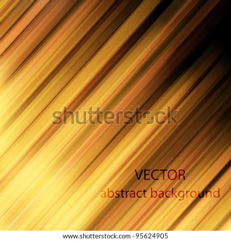 Abstract background in warm colors.Vector eps 10 - stock vector