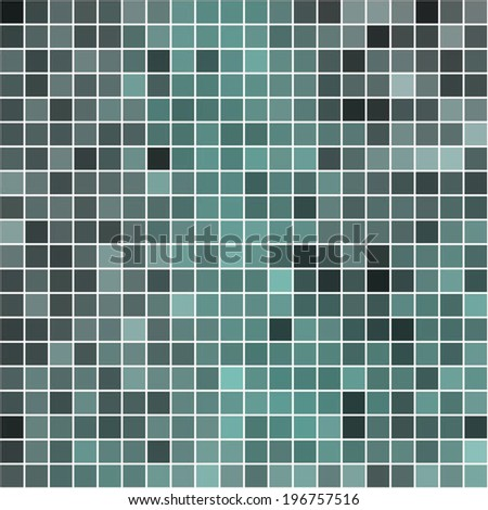 Abstract  background squares  mosaic for design